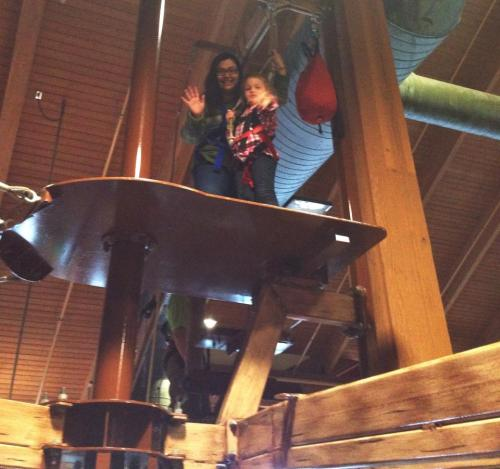 Ropes course | Wilderness Waterpark Resort, Wisconsin Dells