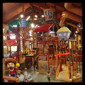 Klondike Kavern | Wilderness Waterpark Resort