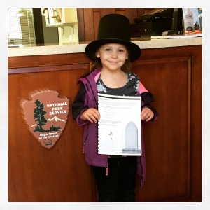 Junior Ranger | Abraham Lincoln Boyhood Home National Memorial